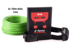 D-fence complete set for 600m