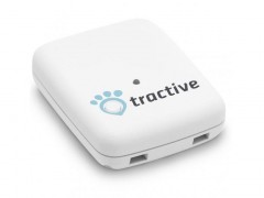 Tractive GPS Tracker for dogs and cats White
