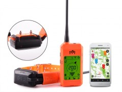 DOG GPS X30T search engine - with training module