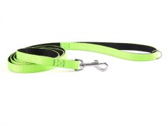 NEON strap leash, with handle