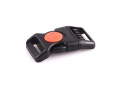 Safety clip with button 20 mm (MINI)